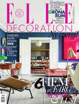 ELLE Decoration 18-01
