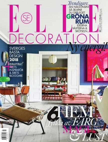 ELLE Decoration February 08, 2018 00:00