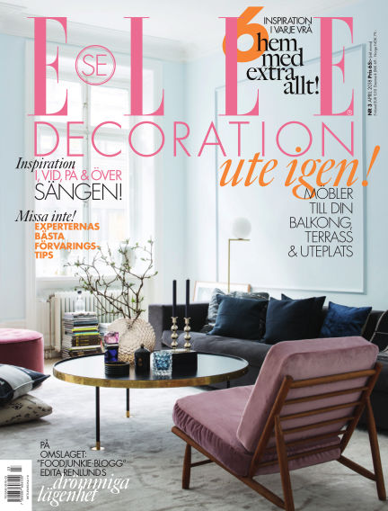 ELLE Decoration April 03, 2018 00:00