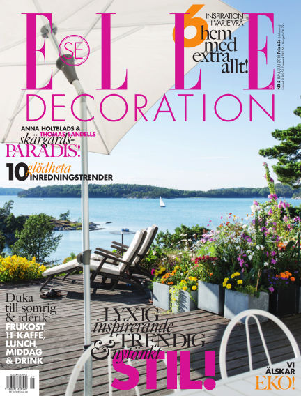 ELLE Decoration June 12, 2018 00:00