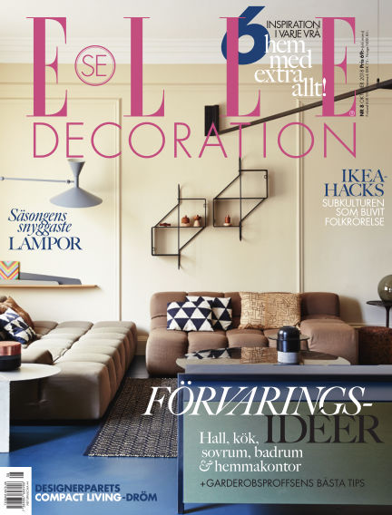 ELLE Decoration September 25, 2018 00:00