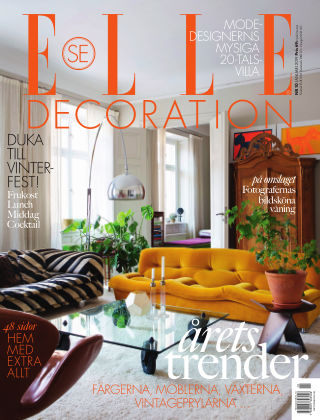ELLE Decoration 18-10
