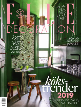 ELLE Decoration 19-01