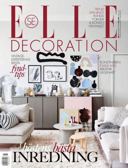 ELLE Decoration July 23, 2019 00:00