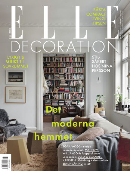 ELLE Decoration August 27, 2019 00:00