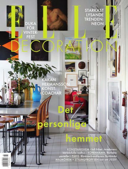 ELLE Decoration December 09, 2019 00:00