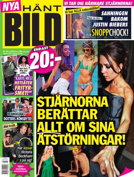 Hänt Bild (Inga nya utgåvor) October 22, 2015 00:00