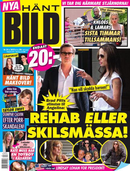 Hänt Bild (Inga nya utgåvor) November 04, 2015 00:00
