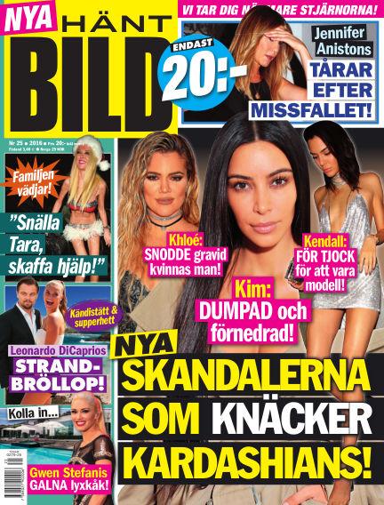 Hänt Bild (Inga nya utgåvor) November 17, 2016 00:00