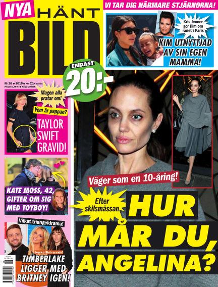 Hänt Bild (Inga nya utgåvor) December 01, 2016 00:00