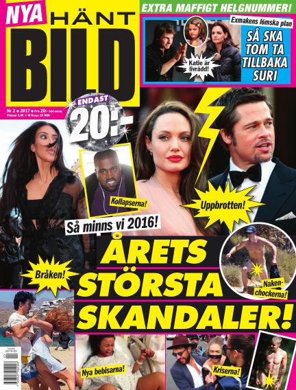 Hänt Bild (Inga nya utgåvor) December 29, 2016 00:00
