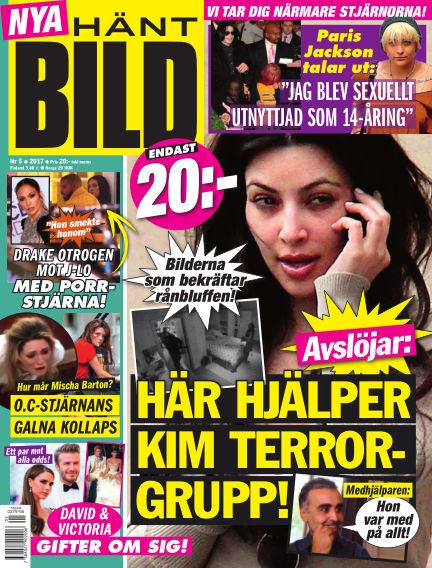 Hänt Bild (Inga nya utgåvor) February 09, 2017 00:00