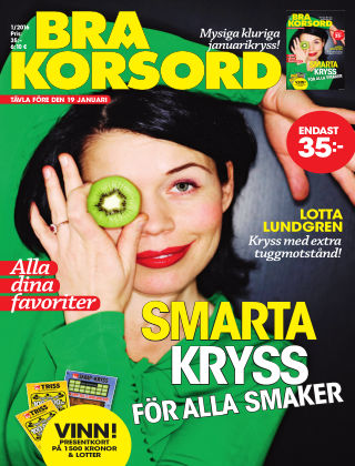 Bra Korsord 16-01