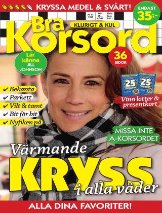 Bra Korsord 17-11