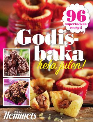 Hemmets Veckotidning Godisbaka 2015-12-09