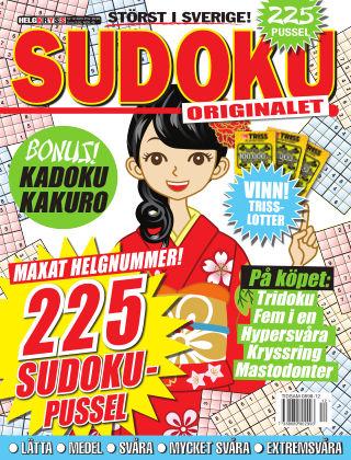 Sudoku (Inga nya utgåvor) 2015-12-15