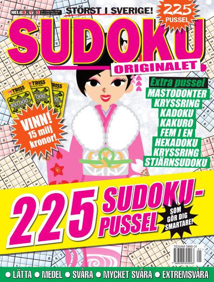 Sudoku (Inga nya utgåvor) January 20, 2016 00:00