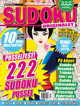 Sudoku (Inga nya utgåvor) 2016-02-23