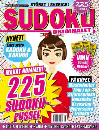 Sudoku (Inga nya utgåvor) 2016-05-24
