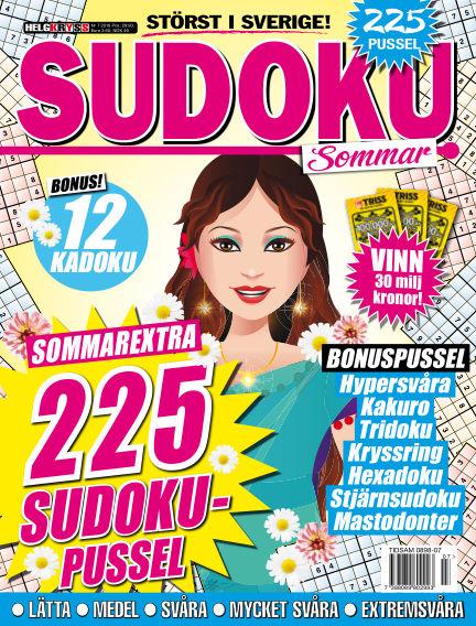 Sudoku (Inga nya utgåvor) July 19, 2016 00:00