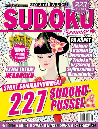 Sudoku (Inga nya utgåvor) 2016-08-16