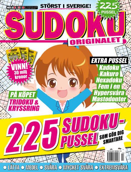 Sudoku (Inga nya utgåvor) October 18, 2016 00:00