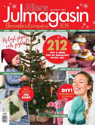 Allers Julmagasin 2018-10-19