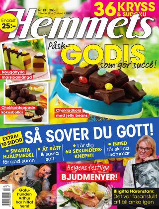 Hemmets Veckotidning 16-13