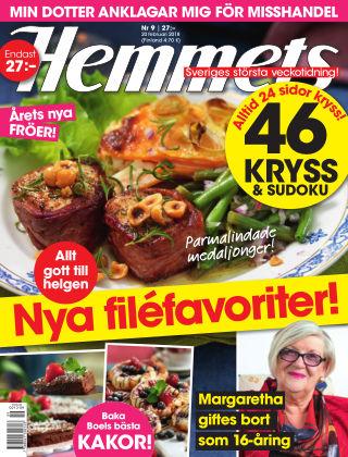 Hemmets Veckotidning 18-09