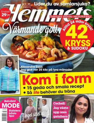 Hemmets Veckotidning 19-03