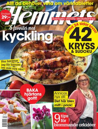 Hemmets Veckotidning 19-07