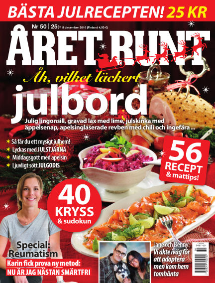 Året Runt December 08, 2016 00:00