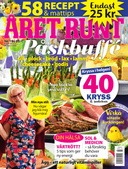 Året Runt April 06, 2017 00:00