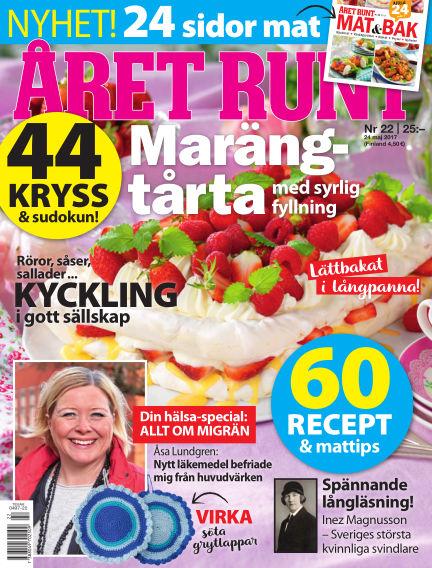 Året Runt May 24, 2017 00:00