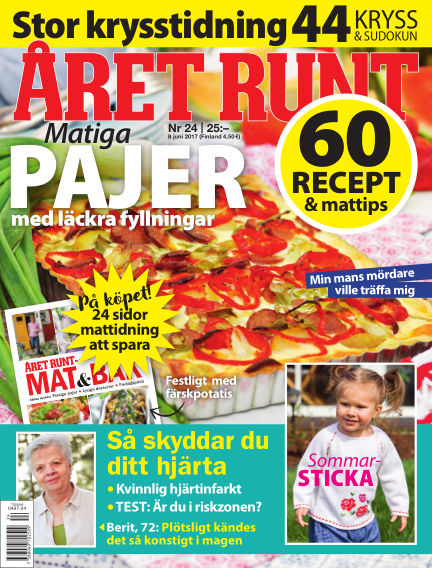 Året Runt June 08, 2017 00:00