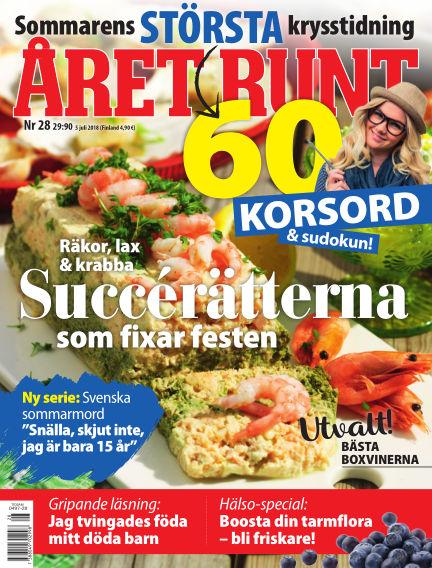 Året Runt July 05, 2018 00:00