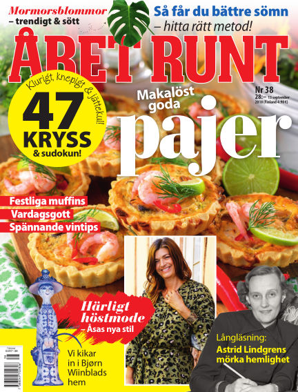 Året Runt September 13, 2018 00:00