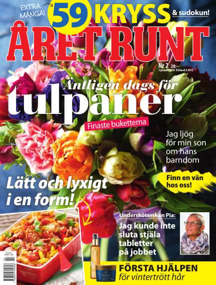 Året Runt January 03, 2019 00:00