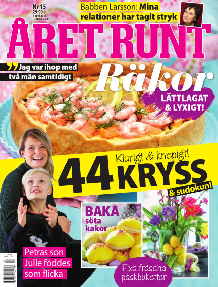Året Runt April 04, 2019 00:00