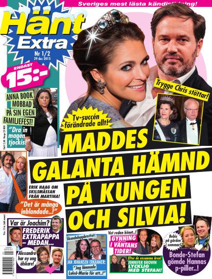 Hänt Extra December 29, 2015 00:00