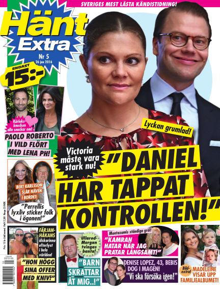 Hänt Extra January 26, 2016 00:00