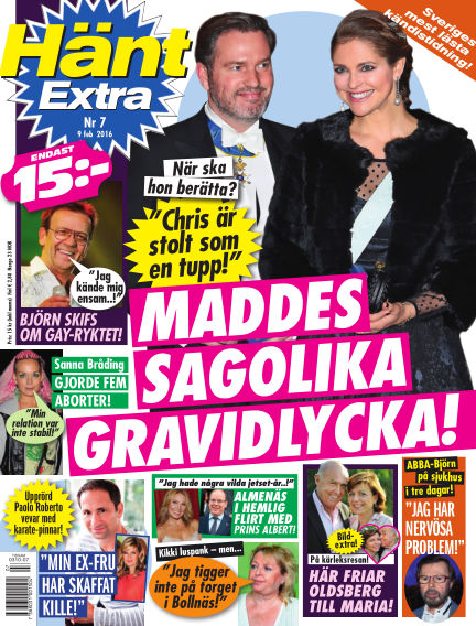 Hänt Extra February 09, 2016 00:00