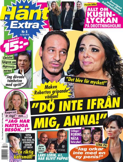 Hänt Extra February 16, 2016 00:00