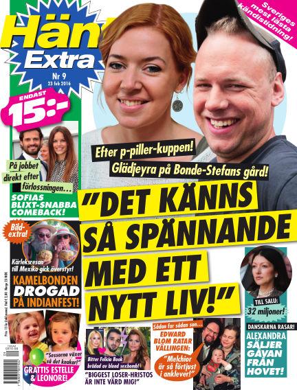 Hänt Extra February 23, 2016 00:00