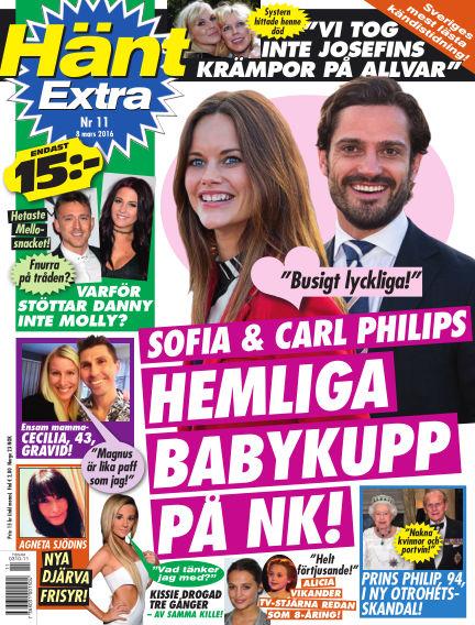Hänt Extra March 08, 2016 00:00