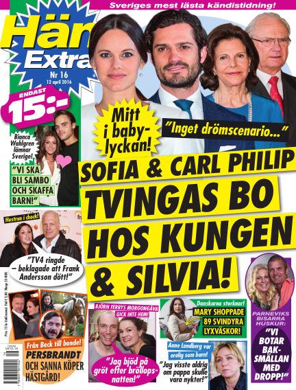 Hänt Extra April 12, 2016 00:00