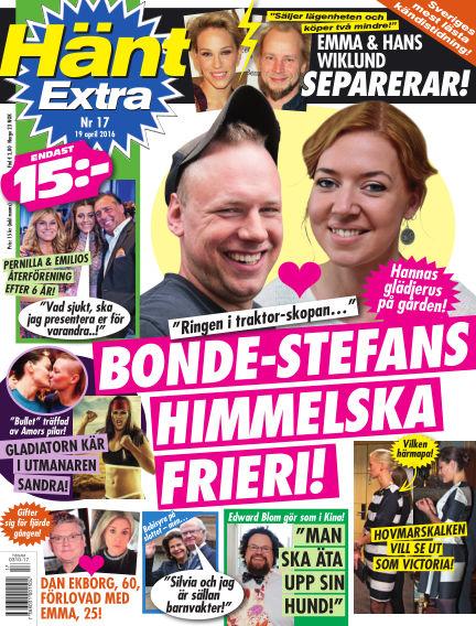 Hänt Extra April 19, 2016 00:00