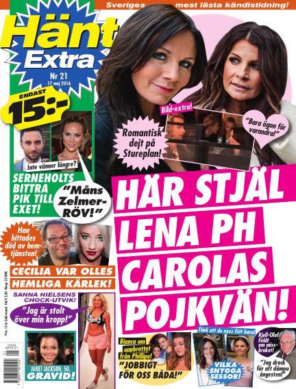 Hänt Extra May 17, 2016 00:00