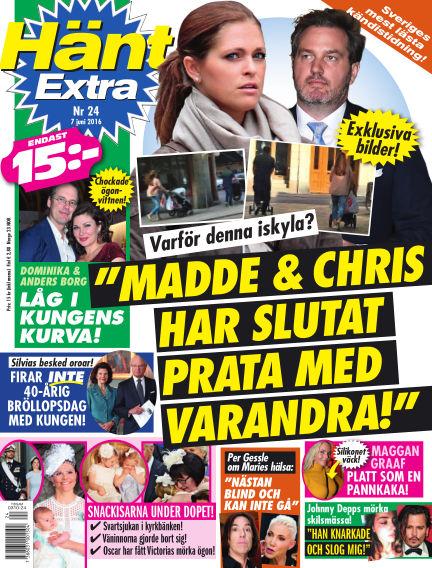 Hänt Extra June 07, 2016 00:00