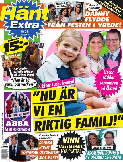 Hänt Extra June 14, 2016 00:00